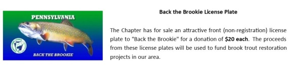 Back the Brookie Plate