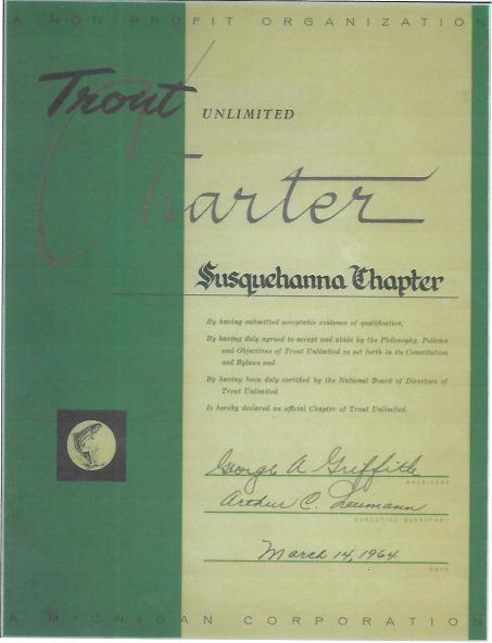 1964-03 Chapter TU Charter